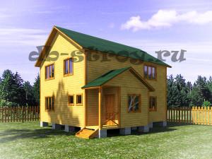 Проект дома ДБ-41
