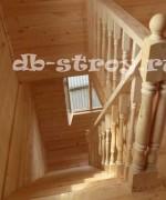 фото лестницы сделанное с мансарды