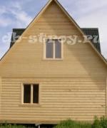 дом со слуховыми окнами, дом с эркером и кукушками