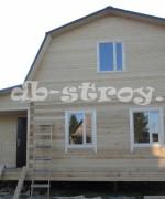 фото дома построенного по проекту ДБ-39