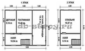 план проекта ДБ-29