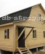 фото дома 7х8 по модифицированному проекту ДБ-35