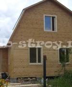 фотография видоизмененного дома по проекту ДБ-35